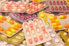 Qué buenos son los antibióticos Foto de archivo libre de regalías