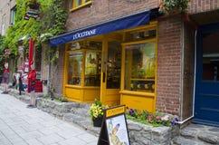 Québec, Québec photo stock