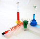 Química Imagen de archivo libre de regalías
