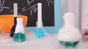 química metrajes