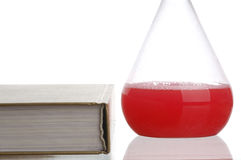 Química da instrução Fotos de Stock