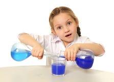 Químico joven Imagen de archivo libre de regalías