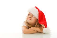 Qué deseo para la Navidad es? Foto de archivo