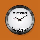 Qu'est ce qu'horloge Images stock