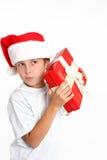 Qu'est pour Noël ? Photo stock