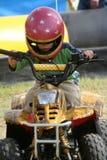 quad детеныши бегунка Стоковое Фото