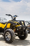 Quad bike Stock Photos