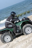 Quad bike Royalty Free Stock Photos