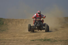 Quad bike Royalty Free Stock Images