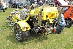 Quad Bike Stock Image