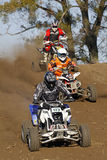 Quad Bike Racing Stock Photos