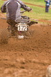 Quad Bike Roost Stock Photography