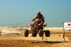 Quad Bikers Stock Photos