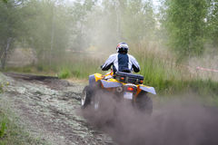Quad Competition Stock Photography