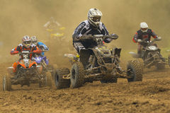 Quad race Stock Photos