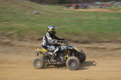 Quad race Royalty Free Stock Images