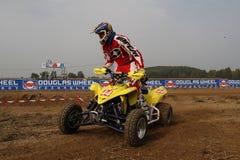 Quad Racing 1 royalty free stock photos