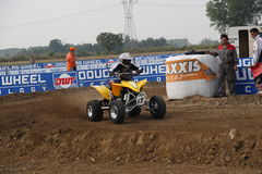 Free Quad Racing 3 Royalty Free Stock Images - 6486419