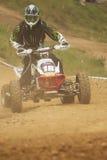 Quad rider Royalty Free Stock Image