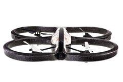 Quad-rotor Surveillance drone Royalty Free Stock Image