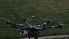 Quadcopter Ραδιόφωνο ελεγχόμενο hexacopter πέταγμα φιλμ μικρού μήκους