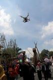 Quadcopter Fotos de Stock