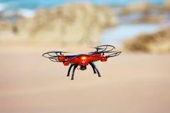 Quadcopter Arkivbild
