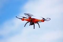 Quadcopter Arkivfoton