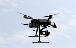 Quadcopter Fotos de archivo
