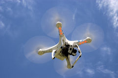 Quadcopter Royalty Free Stock Images
