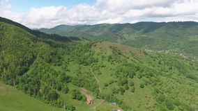 Mountain Ridge stock video