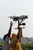 Quadcopter Stock Photography