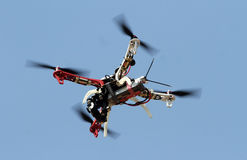 Quadcopter Royalty Free Stock Photography