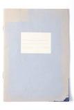 Quaderno. Immagine Stock