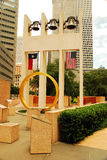 Quadrado da ação de graças, Dallas Imagens de Stock Royalty Free