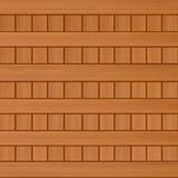 Quadrado da madeira da textura Fotos de Stock