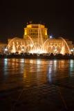 Quadrado da república de Yerevan Imagem de Stock