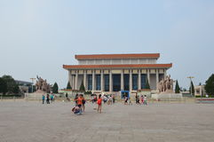 Quadrado de Beijing Foto de Stock Royalty Free