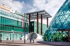 Quadrado de Eindhoven Imagem de Stock Royalty Free