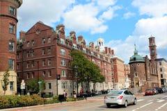 Quadrado de Harvard imagens de stock royalty free