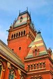 Quadrado de Harvard, EUA foto de stock