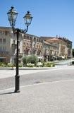 Quadrado de Italy Fotografia de Stock Royalty Free