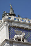 Quadrado de Marcus de Saint, Veneza Foto de Stock Royalty Free