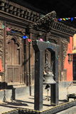 Quadrado de Patan Durbar fotografia de stock royalty free