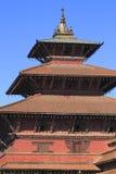 Quadrado de Patan Durbar imagem de stock royalty free