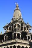 Quadrado de Patan Durbar imagem de stock