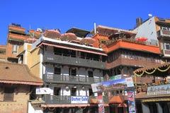 Quadrado de Patan Durbar imagens de stock royalty free