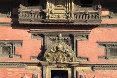 Quadrado de Patan Durbar fotografia de stock