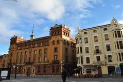 Quadrado de Regla, Espanha do ³ n de Leà fotografia de stock royalty free