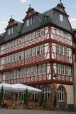 Quadrado de Romer em Francoforte Foto de Stock